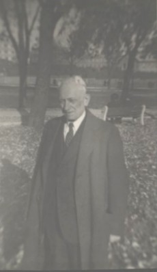 Abraham Haim Goldstein (October 1942)